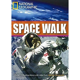 Space Walk: Footprint Reading Library 2600