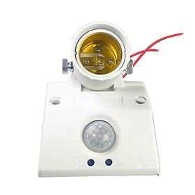 Đui Đèn Cảm Biến Chuyển Động Hồng Ngoại SHP-PIR26