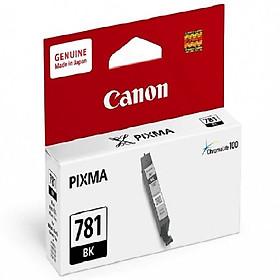 Hộp mực Canon CLI-781 Black (đen) dùng cho máy in canon TS9170,TS707, TS9570 Hàng Chính hãng Lê Bảo Minh