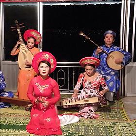 Vé Ca Huế Sông Hương