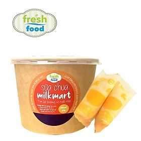 Combo 10 gói Sữa chua MilkMart - vị chanh dây