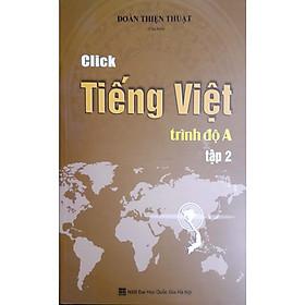 Click Tiếng Việt trình độ A tập 2