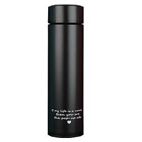 Hình đại diện sản phẩm Bình Đựng Nước Giữ Nhiệt Inox Cao Cấp IF450 Dung Tích 450ml - Chọn Màu Bạn Thích