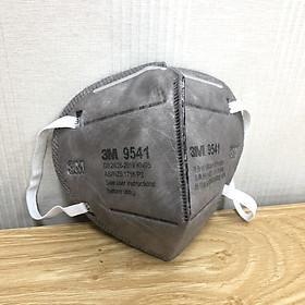 Khẩu trang lọc bụi và hơi hóa chất 9541 và 9541V 3M, tiêu chuẩn P2, lọc tối thiểu 94%