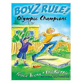 Boyz Rule: Olympic Champions