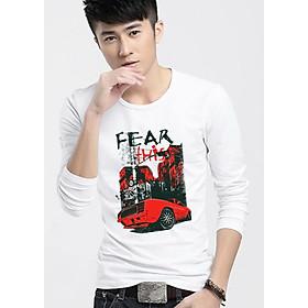 Áo Thun Nam Hạnh Phúc - Fear