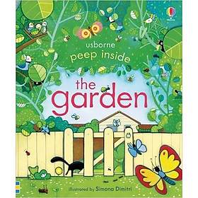 Usborne Peep Inside the Garden