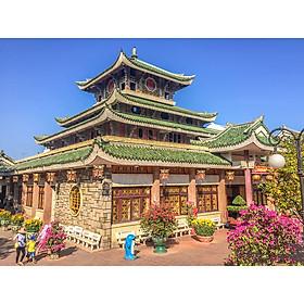 Tour Vía Bà Châu Đốc Rừng Tràm Trà Sư 1 Ngày, KH Từ Cần Thơ, Đón tại khách sạn