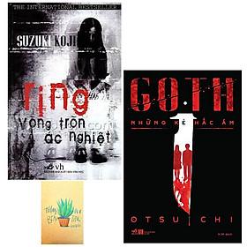 Combo Ring - Vòng Tròn Ác Nghiệt và Goth - Những Kẻ Hắc Ám (Tặng Kèm Sổ Tay)
