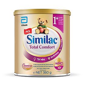 Sữa bột Similac Total Comfort 1+ (cho trẻ 1-2 tuổi) - dành cho bé rối loạn tiêu hóa, táo bón, trào ngược [Mẫu mới]