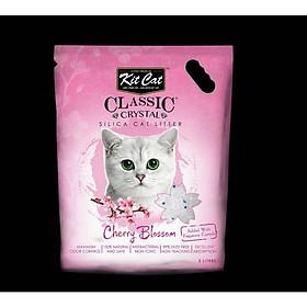 Cát thủy tinh cho mèo Kit Cat 5L - Crystal