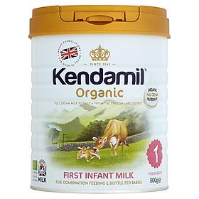 Sữa Kendamil organic 800g