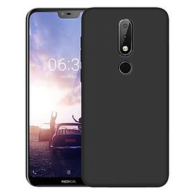 Ốp Lưng Dành Cho Nokia X5 - Đen