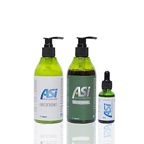 Dầu Gội - Dầu Xả - Serum ASI Hair Chống Rụng Tóc Nhanh Mọc Tóc