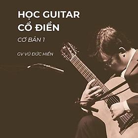 Guitar cổ điển cơ bản 1