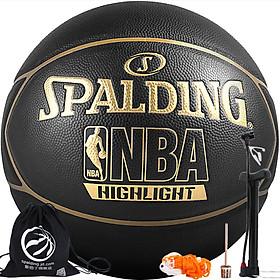 Bóng Rổ SPALDING Logo NBA