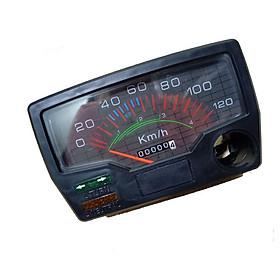 Báo tổngquảng đường đã di chuyển của xe bằng số lắp Dành cho xe Win - Đồng hồ Cơ báo Đèn nền  đầy đủ chức năng - TA1094