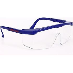 Kính bảo vệ mắt, kính bảo hộ đi đường chống bụi, côn trùng, giọt bắn 9844A