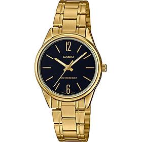 Đồng hồ nữ dây kim loại Casio LTP-V005G-1BUDF