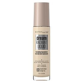 Maybelline Dream Radiant Liquid Foundation 35 Nude Beige