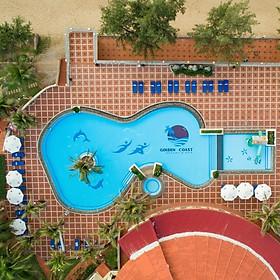 [Khuyến Mãi Hè] Golden Coast Resort & Spa Phan Thiết 4* - Gói Nghỉ Dưỡng 2 Ngày 1 Đêm. Bao gồm ăn ba bữa cùng nhiều ưu đãi hấp dẫn
