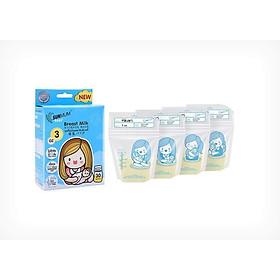 Combo 2 Hộp Túi Trữ Sữa Mẹ Sunmum 100ml - Hộp 30 Túi