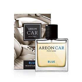 Nước hoa ô tô cao cấp AREON Car Blue Perfume 100ml - NHẬP KHẨU BULGARIA