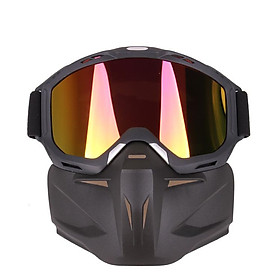 Motorcycle Racing Goggles Retro Bike Off-road Tactical Goggles Outdoor Sports Anti-sand Goggles