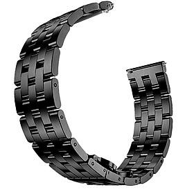 Dây Thép Mắt Xích Dọc Cho Đồng Hồ Samsung Galaxy Watch Active 2, Galaxy Watch 42 (Size 20mm)