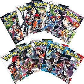 Download sách Combo 53 Tập Truyện Tranh Pokemon Đặc Biệt