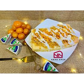 [Chỉ Giao HCM] - Bánh Bông Lan Trứng Muối Hình Chữ Nhật