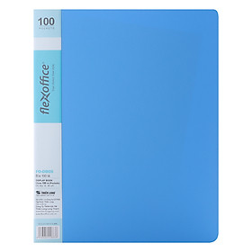 Bìa 100 Lá Flexoffice A4 Fo - Db05