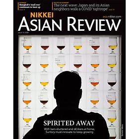 Nikkei Asian Review: Spirited Away - 27.20, tạp chí kinh tế nước ngoài, nhập khẩu từ Singapore