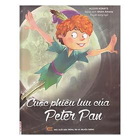 Cuộc Phiêu Lưu Của Peter Pan - Truyện Song Ngữ