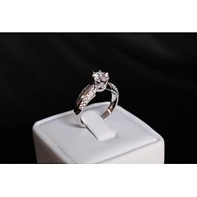 Nhẫn bạc nữ Liberty