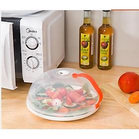 Nắp dậy lò vi sóng PP trong suốt, nắp đậy thực phẩm cách nhiệt