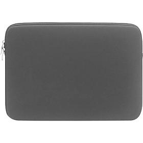 Túi Chống Sốc Laptop Cao Cấp Shyiaes - Màu Ghi