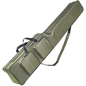 Túi đựng cần câu cá thời trang, không thấm nước1m3, Túi đựng cần câu, Túi đi câu cá, Túi đựng cần câu rút, Túi đi câu đeo vai, Túi câu đa năng