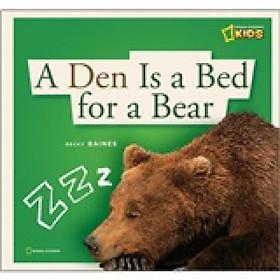 Hình đại diện sản phẩm A Den Is a Bed for a Bear