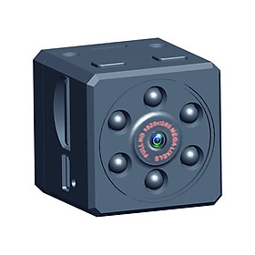 HD 1080P Mini DV Camera Car Camcorder with TF Card Slot Infrared Night-vision Camera with Motion Sensor Magnetic
