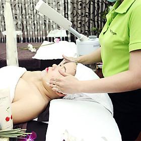 Combo Massage Body Nhật + Thái  Kết Hợp Chạy Collagen Tươi  Đắp Mặt Nạ Tại Thanh Thanh Spa (Miễn Tip)