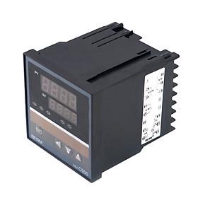 Digital PID Intelligent Temperature Controller REX-C900FK02-M*AN 0-400℃ K Type Relay Output