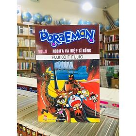 Doraemon Tập 8: Nobita Và Hiệp Sĩ Rồng