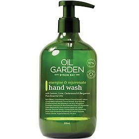 Oil Garden Energise & Rejuvenate Hand Wash 300ml