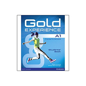 Gold Experience A1 Students' Book