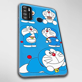 Ốp lưng dành cho Vsmart Live 4 mẫu Doraemon ham ăn