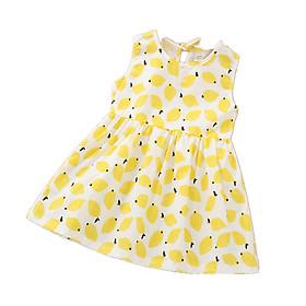 Váy Trẻ Em Cô Gái Sundress Cô Gái Công Chúa Váy Cho 1-5yrs