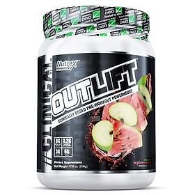 Tăng sức mạnh & Sức bền - Pre-Workout NUTREX Outlift 20 Liều dùng
