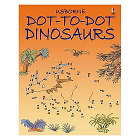 Usborne Dot-to-Dot Dinosaurs