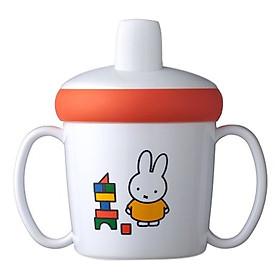 Bình Nhựa Uống Nước Trẻ Em Chủ Đề Thỏ Miffy Mepal (200ml)